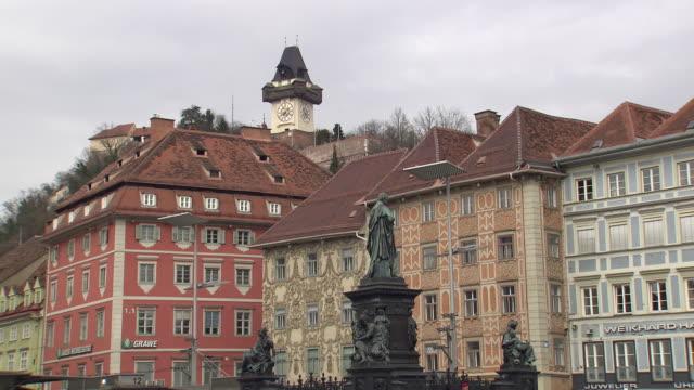 Graz - Archduke Johann Statue in Graz 02