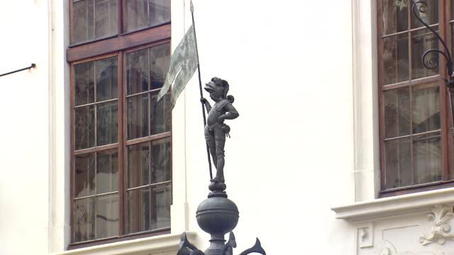 Graz - Fountain at Arkendof Landhaus hof in Graz