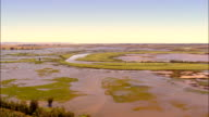 Great Berg River In Flood  - Aerial View - Western Cape,  West Coast District Municipality,  Bergrivier,  South Africa