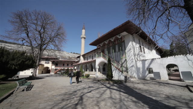Great Mosque, Hansaray, Khan's Palace Bakhchisaray