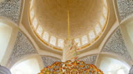 Great Mosque of Sheikh Zayed in Abu Dabhi