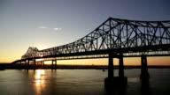 Großartiger New Orleans-Brücke