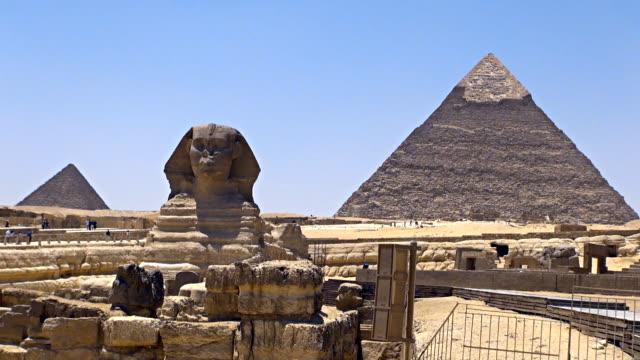 Große Sphinx – Kairo, Ägypten