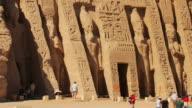 T/L, MS, PAN, Great Temple at Abu Simbel, Nubia, Egypt