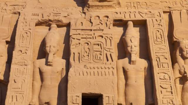 Great Temple of Abu Simbel, Nile Valley, Egypt