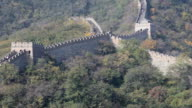 Great Wall of China im Sommer