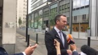 Greater Manchester Police Assistant Chief Constable Russ Jackson speaks outside Manchester Crown Court after the sentencing of Nadeem Muhammad who...