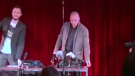Greeces far left former finance minister Yanis Varoufakis launches a pan European grassroots political movement in Berlin with the goal to try...
