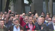 Greek farmers protested against planned increases in taxation on farming revenues on Wednesday marching peacefully to Parliament in Athens CLEAN...
