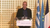 Greek Finance Minister Yanis Varoufakis on Sunday said in Paris that he wanted to reach a new agreement with international creditors on his country's...