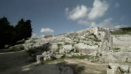 greek theater of Syracuse, Siciliy