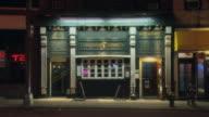 MS NIGHT Green Bar / New York, New York, USA