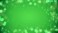 Grün Frame Hintergrund (Endlos wiederholbar