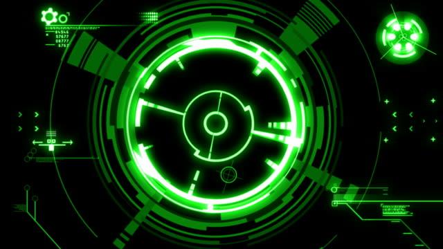 green hud HD