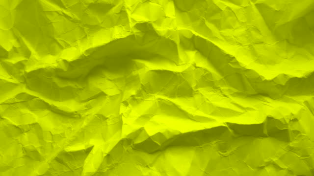 Green paper texture wrinkled