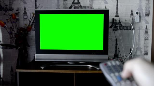 TV green screen