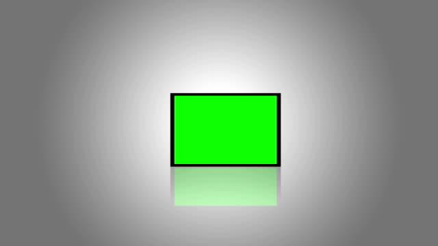 Schermo verde