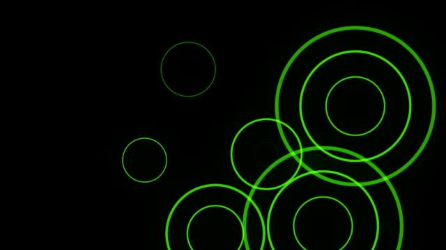 Green Sonar Circle Loop mit Matten