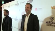 Greg Rusedski at Vue Leicester Square on September 20 2017 in London England