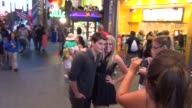 Gregg Sulkin greets fans outside the Teen Choice Awards After Party at Saddle Ranch in Universal City 08/11/13 Gregg Sulkin greets fans outside the...