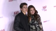 Gregg Sulkin Katie Stevens at Abercrombie Fitch's 'The Making Of A Star' Spring Campaign Party in Los Angeles CA