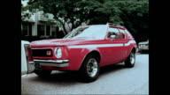 1973 AMC Gremlin TV commercial - 'Parking'