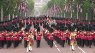 Grenadier Guards at Buckingham Palace