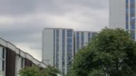 Chalcots Estate general views ENGLAND London Camden Swiss Cottage EXT General views Chalcots Estate tower blocks with cladding