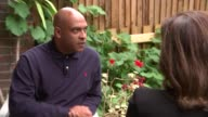 Residents remain angry one month on as government threatens to take control of local council Karim Mussilhy interview SOT Two shot with reporter