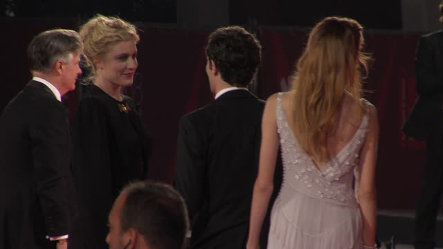 Greta Gerwig Adam Brody Analeigh Tipton Whit Stillman at the Closing Night Damsels In Distress Premiere Venice Film Festival 2011 at Venice