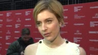 INTERVIEW Greta Gerwig on how she feels to be back at Sundance what she loved about this story and talks about the bond between man and dog at...