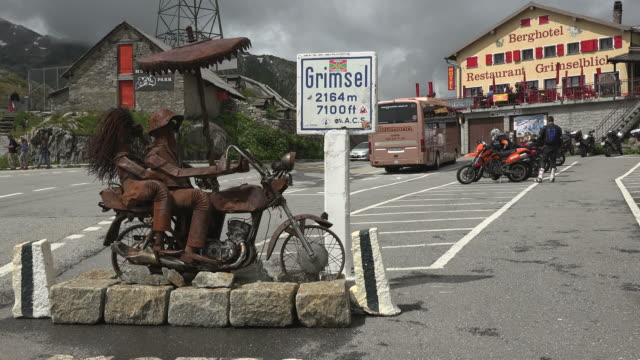 Grimsel Pass, Bernese Alps, Switzerland, Europe