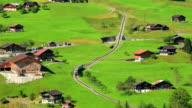 Grindelwald railway to Jungfrau mountain