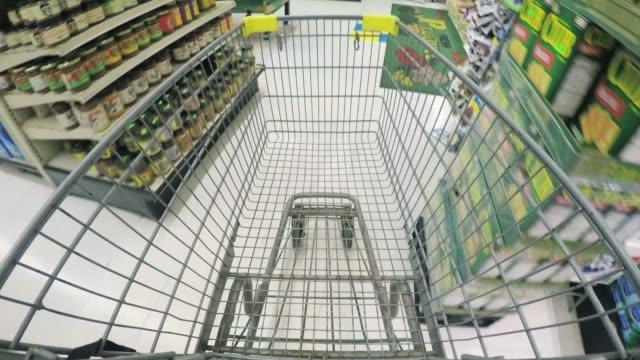 Grocery Shopping - POV