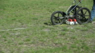 Ground Penetrating Radar (GPR) Scanning for Buried Objects