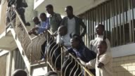 A group of 150 Ethiopian migrants who received presidential pardons in December 2016 after being detained in Zambia for between one and five years...