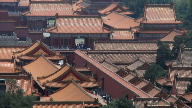WS HA Group of buildings within Forbidden City / Beijing, China