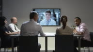 DS Group of people in a videoconference meeting