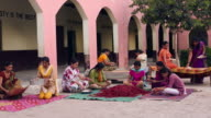 Group of people working in Non-Governmental Organization, Sonipat, Haryana, India