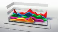 Crescendo grafico 3D