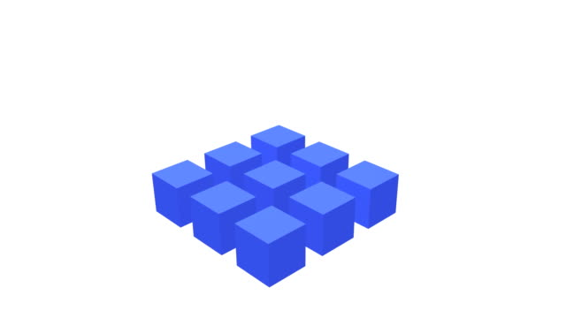 Growing Cube
