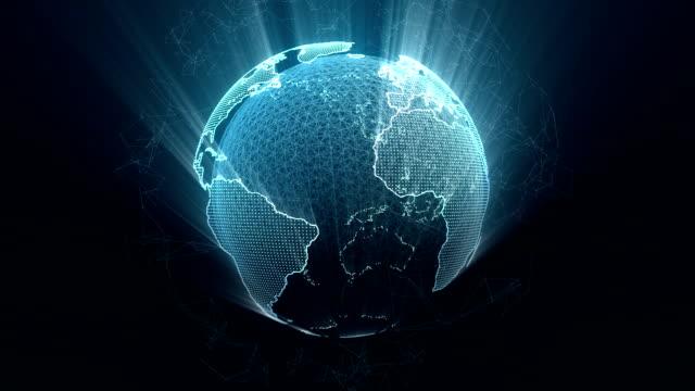 Growing network. Loop