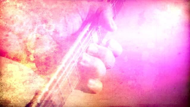 Grunge-Rock-Gitarrenmusik. HD