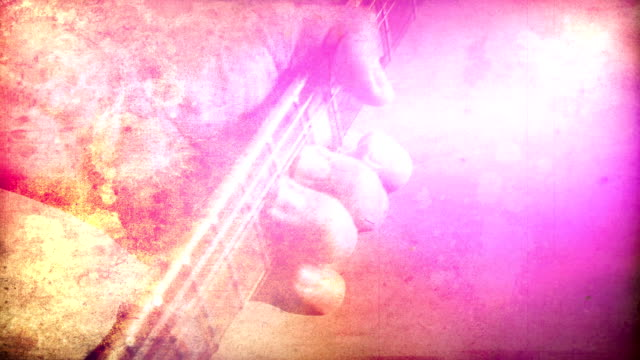 Grunge Rock Guitar. HD