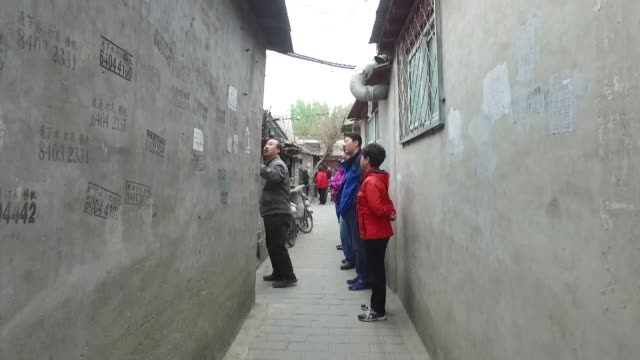 Gu Chen has slept and worked in the same one room apartment in Beijing's ancient hutong neighbourhood of Beixinqiao all his life a network of narrow...