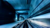 T/L WS Guangzhou Tunnel / Guangzhou, China