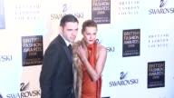 Guest and Model Yasmin Le Bon at the British Fashion Awards arrivals at London