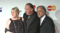 guest Neil Young Neil Portnow at the 2010 MusiCares Person of the Year Gala at Los Angeles CA