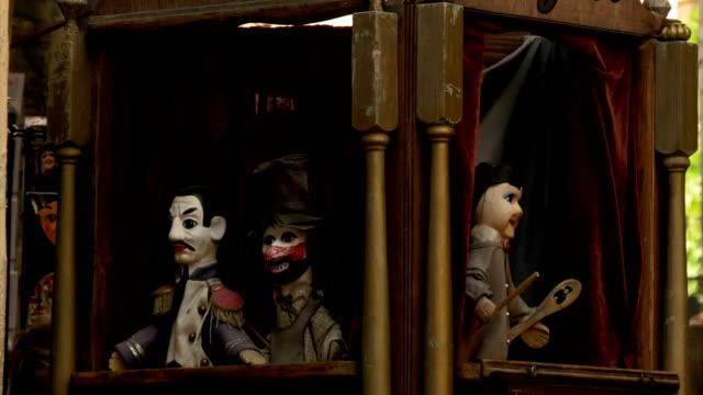 Guignol Puppets,Vieux Lyon,Street scene,Shops,ZO