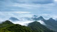 Guilin Hills at Dawn